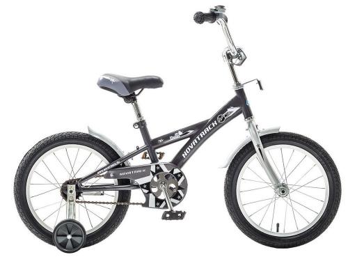 Велосипед Novatrack Delfi, серый, рама 12