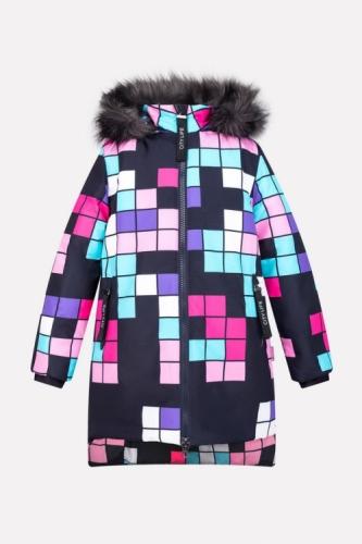 Куртка для девочки Crockid ВКБ 38037/н/1 ГР размер 158-164