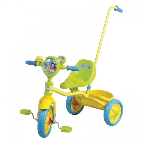 Велосипед Navigator Ну погоди, зеленый/голубой, трехколесные (до 3 лет)