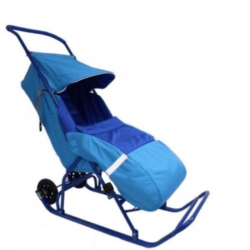 Санки-коляска Вета СУ-10-3к цвет в ассортименте