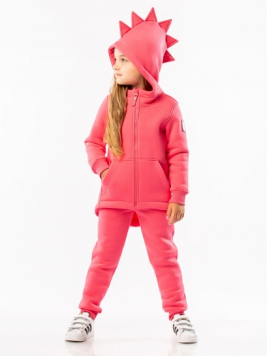 Костюм для девочки BODO розовый, р. 30 (рост 104-110см), 11-110U