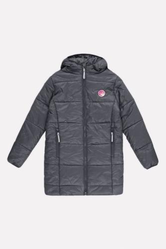 Куртка для девочки Crockid ВК 32073/1 ГР размер 104-110