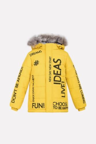 Куртка для мальчика Crockid ВК 36040/1 ГР размер 92-98