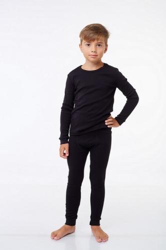 Комплект UMKA для мальчиков, арт. 710- AZ, Р-р: 104, Черный