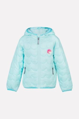 Куртка для девочки Crockid ВК 32062/2 ГР размер 98-104