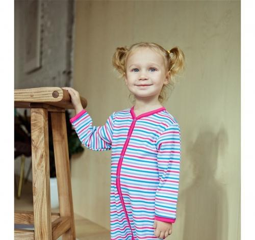 Комбинезон Lucky Child LOVE (арт. А6-103),размер 18 (56-62)