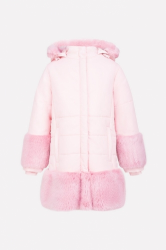 Куртка для девочки Crockid ВК 38035/1 ГР размер 128-134