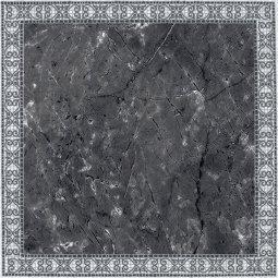 Плитка для пола La Favola Лион Фон темно-серая 40х40
