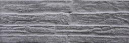 Плитка для стен Сокол Фасад SL 6 серая матовая 12х36.5
