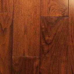 Массивная доска Junglewood Орех Американский 18x127x400-1200 Ф0,5x4 лак