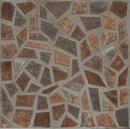 Плитка для пола Сокол Палермо PLR орнамент матовая 44х44