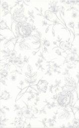 Плитка для стен Kerama Marazzi Шеффилд Цветы 6264 25х40