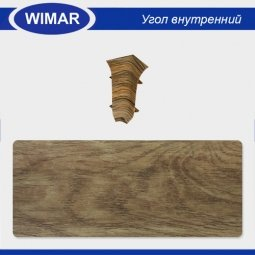 Внутренний угол Wimar 821 Дуб Робеалис