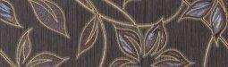 Бордюр Cracia Ceramica Muraya Chocolate Border 01 25x7,5