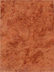 Плитка для стен Шаxтинская Плитка Каменный Цветок Коричневый Спутник 25x33