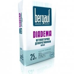 Штукатурка Bergauf DIADEMA декоративная шуба 25 кг