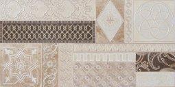 Декор AltaCera Blanket Crema DW9BLN01 24,9x50