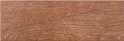 Плитка для пола Сокол Паркет D10 коричневая матовая 12х36.5