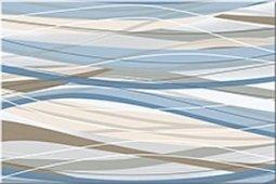 Плитка для стен Azori Dream Blue 20x30