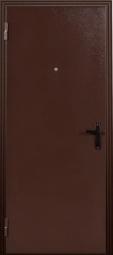 Металлическая дверь Стройка, Йошкар-Ола, 960*2050, миланский орех