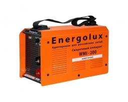 Инверторный сварочный аппарат Energolux WMI-200