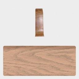 Соединитель (блистер 4 шт.) Т-пласт 079 Дуб Мокко / Дуб Северный