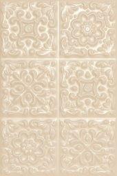 Плитка для стен Шаxтинская Плитка Прованс Бежевый 01 20x30