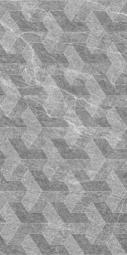 Плитка для пола Golden Tile Rhein Techno 452650 Серая Ректификат 300х600