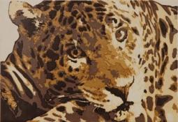Вставка Уралкерамика Леопард ВС7ЛЕ044 36,4x24,9