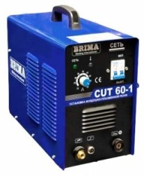 Инверторный сварочный аппарат плазменной резки Brima CUT-60-1 220В