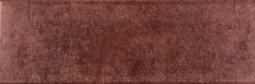 Плитка для стен Сокол Фасад FN3 коричневая матовая 12х36.5