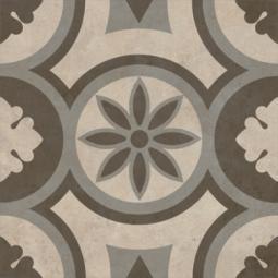 Декор Golden Tile Aurora 13F310 Коричневый 150х150