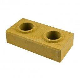 Кирпич Лего гиперпрессованный Желтый