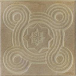 Бордюр Gracia Ceramica Этна бежевый 01 КГ 10.8х10.8