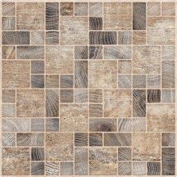 Плитка для пола Нефрит-керамика 01-10-1-16-01-15-711 коричневая 38.5х38.5
