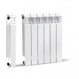 Радиатор биметаллический Viertex 500-80С 8 секц.