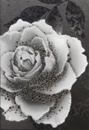 Панно Керамин Монро 5 тип 1 Чёрный 40x27,5