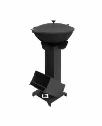 Печь портативная Везувий Ракета 2