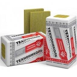 Базальтовый утеплитель Технониколь Техноблок Стандарт 45кг/м3 1200x600x60/10 пл.