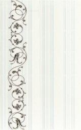 Декор Cracia Ceramica Анжер Голубой 02 25x40