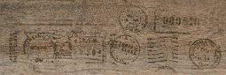 Декор Kerranova Timber структурированный черный орех 20x60