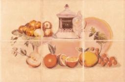 Панно Cersanit Sagra SAG-WPB016 оранжевый 20x30