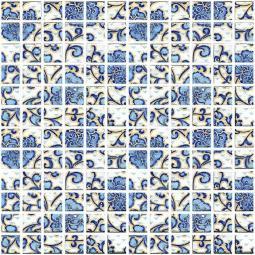 Декор Kerama Marazzi Мотив DT19 29,8х29,8