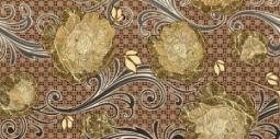 Декор Нефрит-керамика Мирабель 04-01-1-10-03-11-126-0 50x25 Коричневый