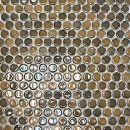 Мозаика Elada Ceramic 19A-34 коричневая 30x30