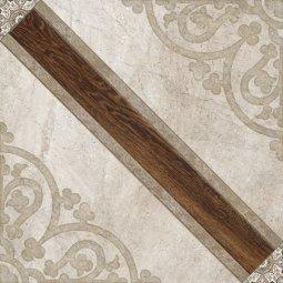 Керамогранит Lasselsberger Перфект глазурованный серый 45х45