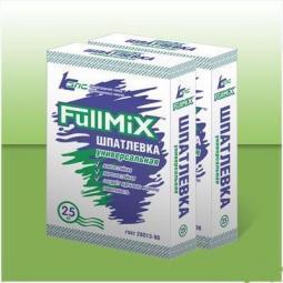 Штукатурка FullMix баритовая 25 кг