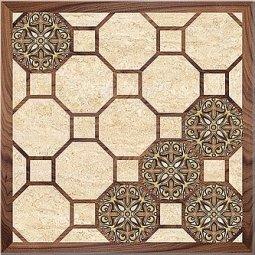 Декор Azori Maison Latte Pietra 33.3x33.3