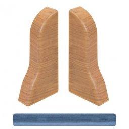 Заглушка торцевая левая и правая (блистер 4 шт.) Arbiton LMX 46 18 Голубой