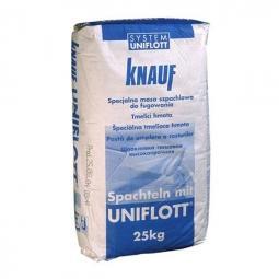 Шпатлевка Knauf Унифлот гипсовая высокопрочная 25 кг